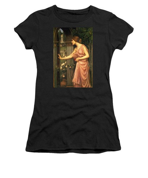 Psyche Entering Cupid's Garden Women's T-Shirt