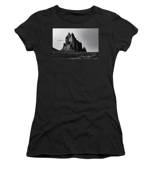 Remote Yet Imposing Women's T-Shirt