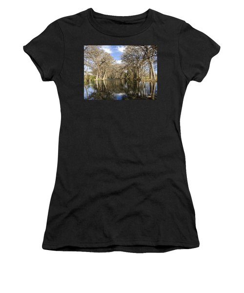 Rio Frio In Winter Women's T-Shirt
