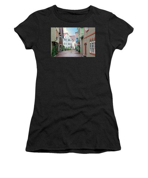 Stoudtburg Village Women's T-Shirt
