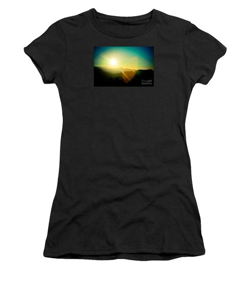 Sunrise In Himalayas Artmif Photo Raimond Klavins Women's T-Shirt