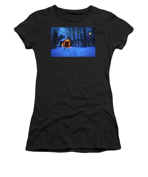 Tannery Hill Bridge Women's T-Shirt