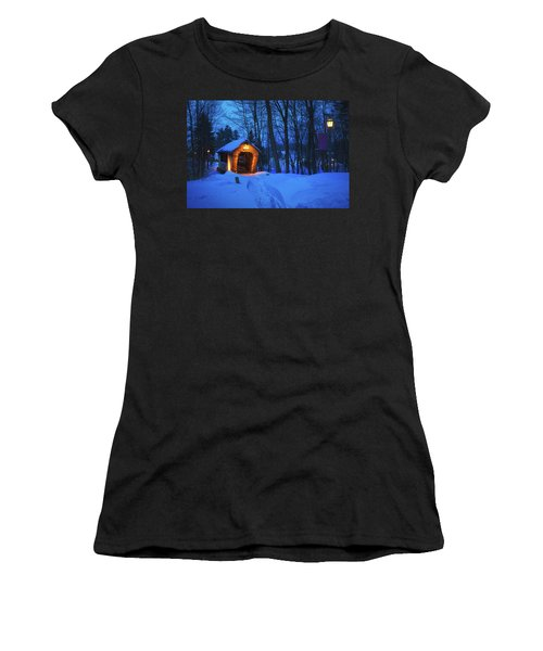 Tannery Hill Bridge Women's T-Shirt