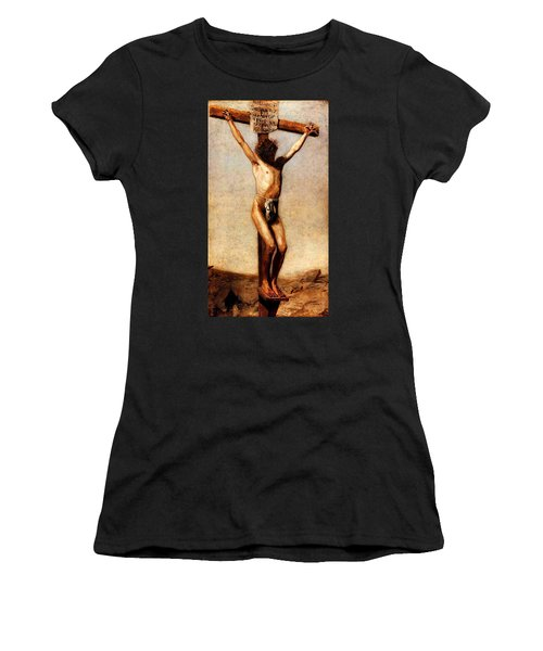 The Crucifixion Women's T-Shirt
