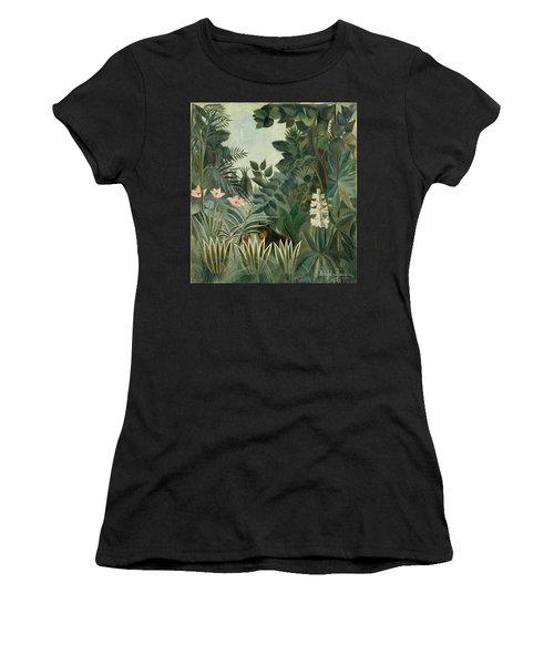 The Equatorial Jungle Women's T-Shirt