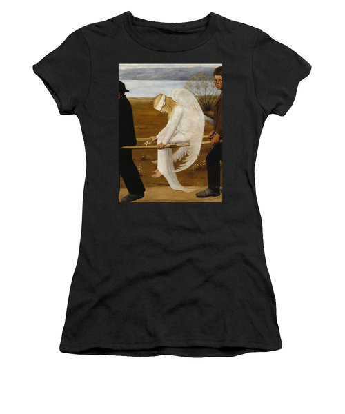 The Wounded Angel Women's T-Shirt