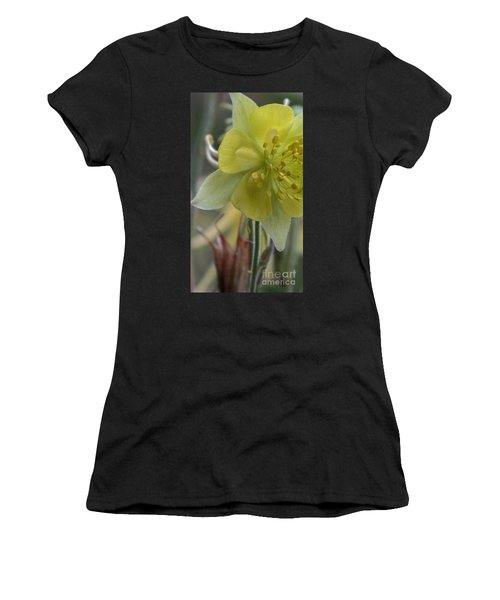 Yellow Flower 4 Women's T-Shirt