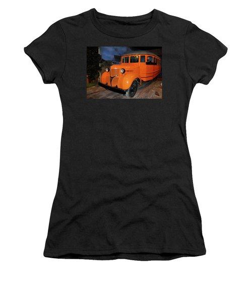 Dodge Women's T-Shirt (Athletic Fit)