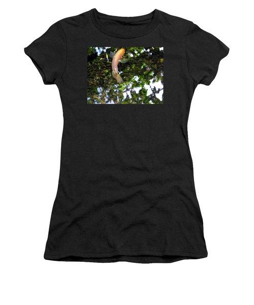 Swedish Coy Women's T-Shirt (Athletic Fit)