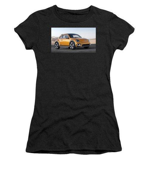 2014 Volkswagen Beetle Dune Concept Women's T-Shirt