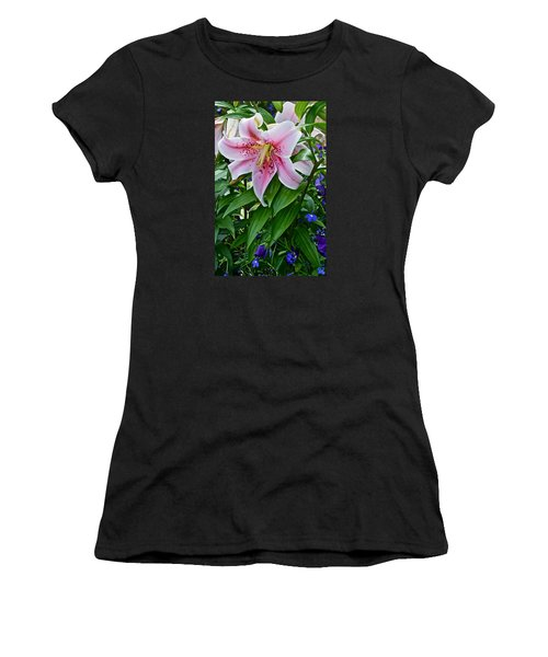 2015 Summer At The Garden Event Garden Lily 3 Women's T-Shirt
