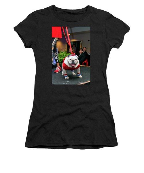 Women's T-Shirt (Junior Cut) featuring the photograph 20160806-dsc03998 by Christopher Holmes