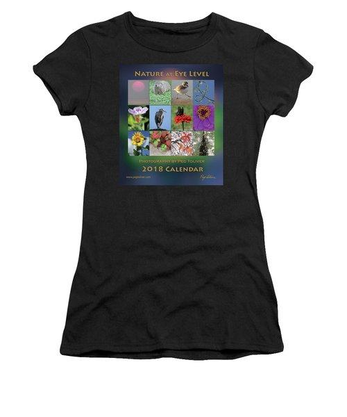 2018 Calendar Thumbprints Women's T-Shirt