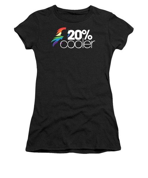 20percent Cooler Women's T-Shirt (Athletic Fit)