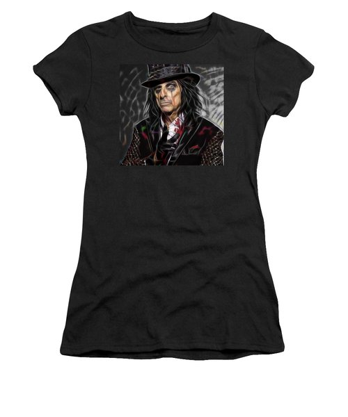 Alice Cooper Collection Women's T-Shirt