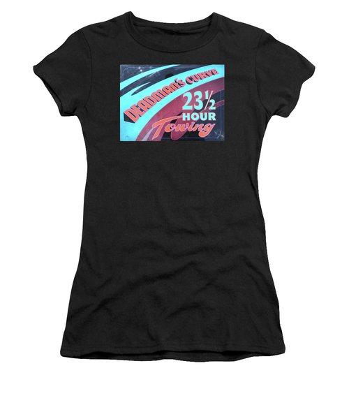 23 1/2 Hour Towing Women's T-Shirt