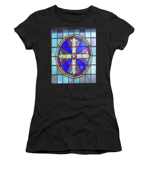 Saint Anne's Windows Women's T-Shirt