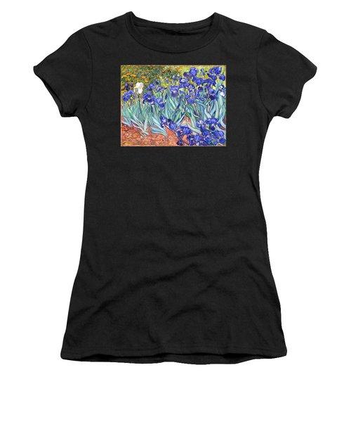 Irises Women's T-Shirt