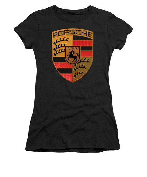 Porsche Label Women's T-Shirt