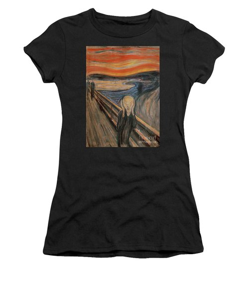 The Scream Women's T-Shirt