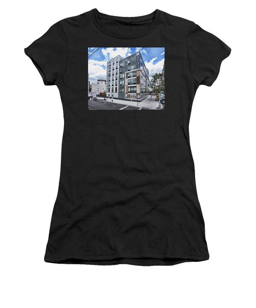 250n10 #4 Women's T-Shirt (Athletic Fit)