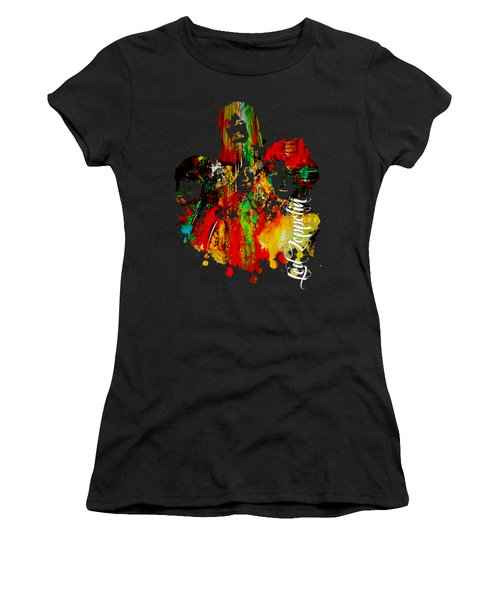 Led Zeppelin Collection Women's T-Shirt (Athletic Fit)