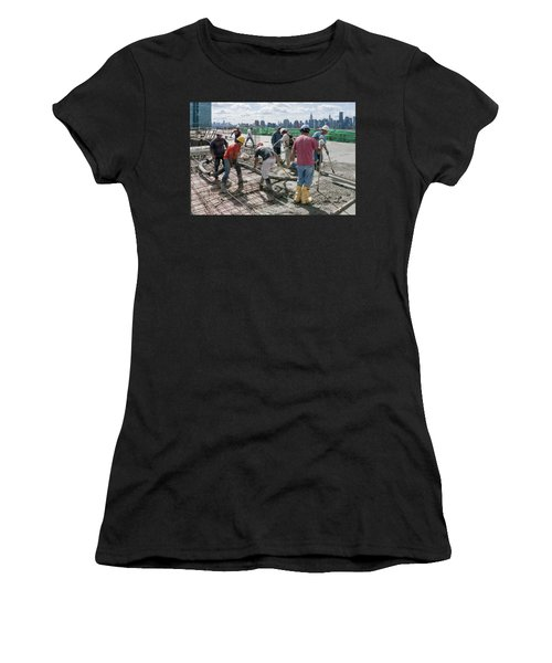 27th Street Lic 1 Women's T-Shirt (Athletic Fit)