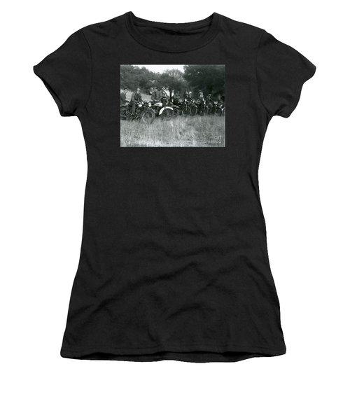1941 Motorcycle Vintage Series Women's T-Shirt