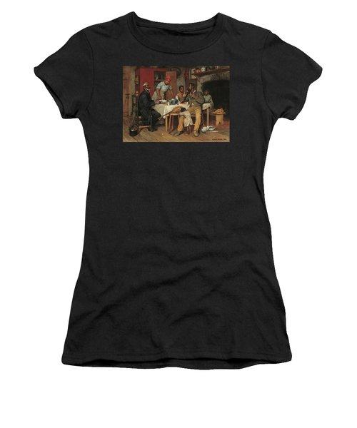 A Pastoral Visit Women's T-Shirt