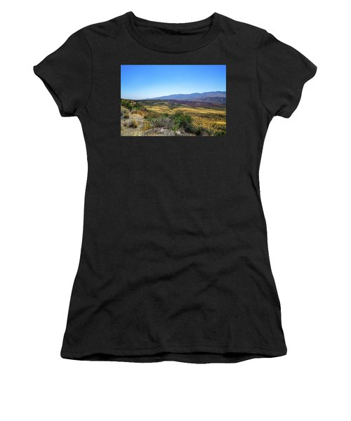 Beautiful Scenery Women's T-Shirt (Athletic Fit)