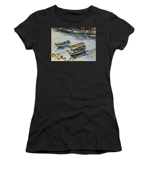 3 Boats I Women's T-Shirt