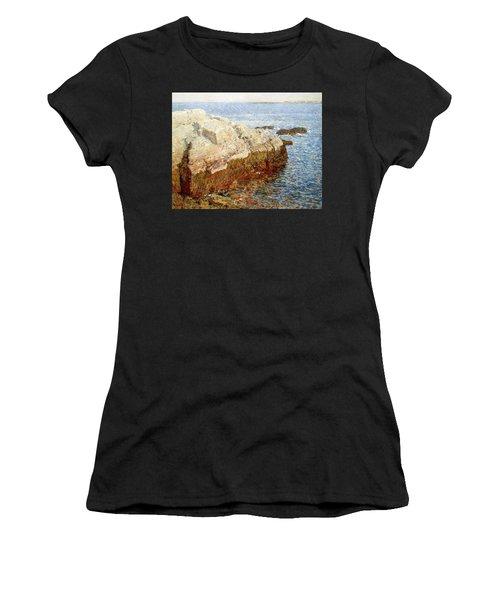 Cliff Rock - Appledore Women's T-Shirt