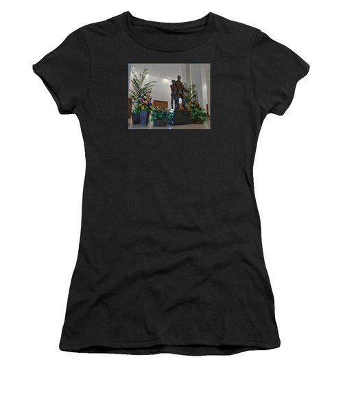 Milton Hershey And The Boy Women's T-Shirt