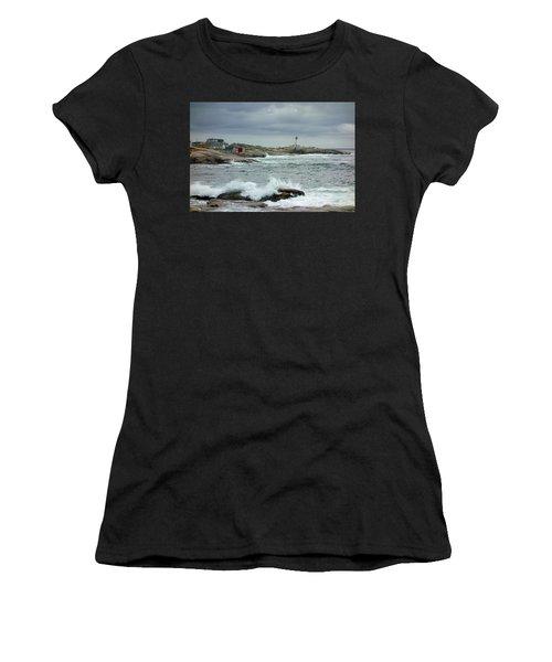 Peggy's Cove, Nova Scotia, Canada Women's T-Shirt