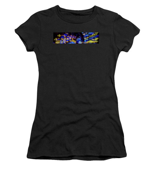 Singapore Night Urban City Light - Series - Your Singapore Women's T-Shirt