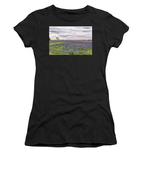 Texas Wildflowers 2 Women's T-Shirt