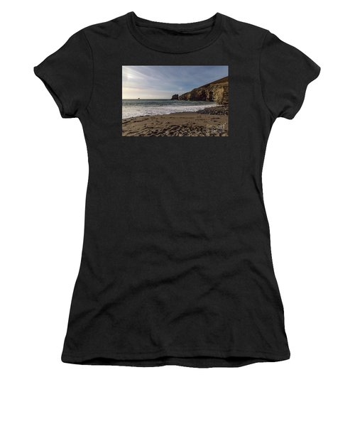 Trevellas Cove Cornwall Women's T-Shirt