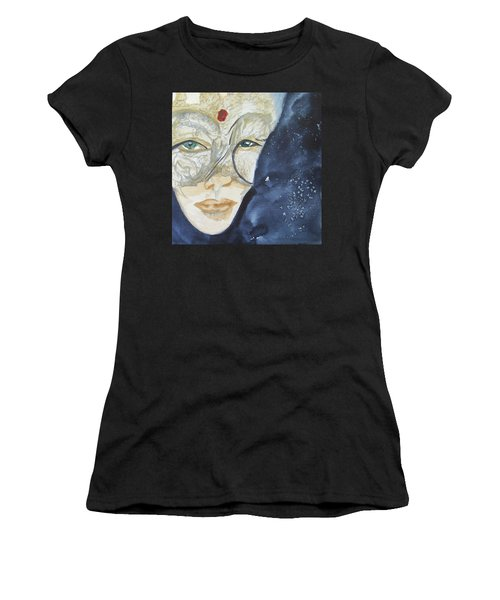#3 Witchy Woman Women's T-Shirt (Athletic Fit)