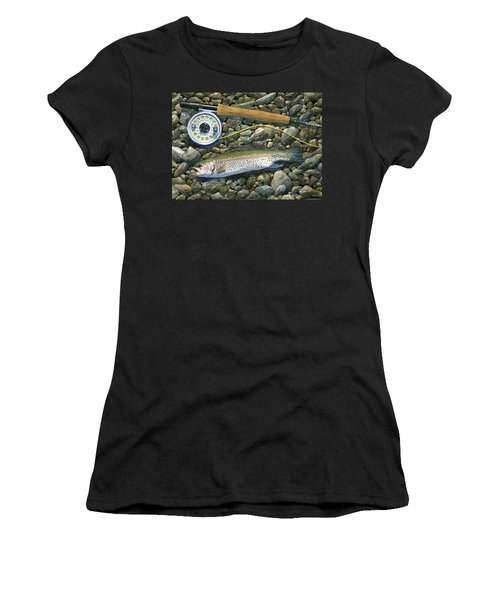 Test Women's T-Shirt (Athletic Fit)