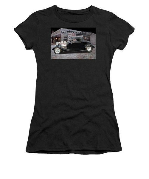 34 Ford Women's T-Shirt (Athletic Fit)