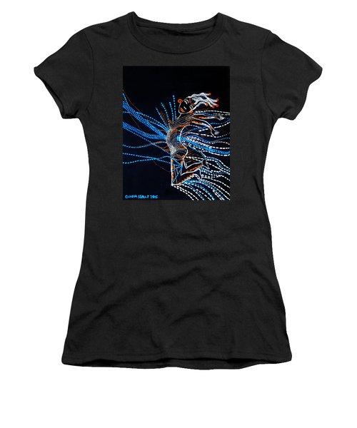 Dinka Dance - South Sudan Women's T-Shirt