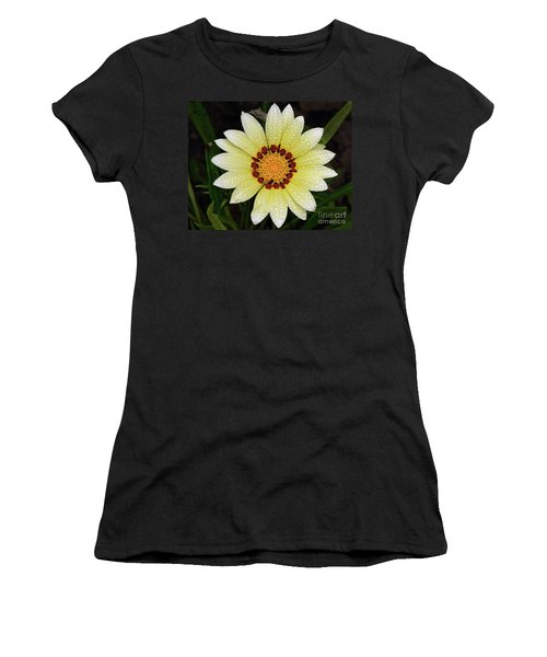 Nice Gazania Women's T-Shirt (Athletic Fit)