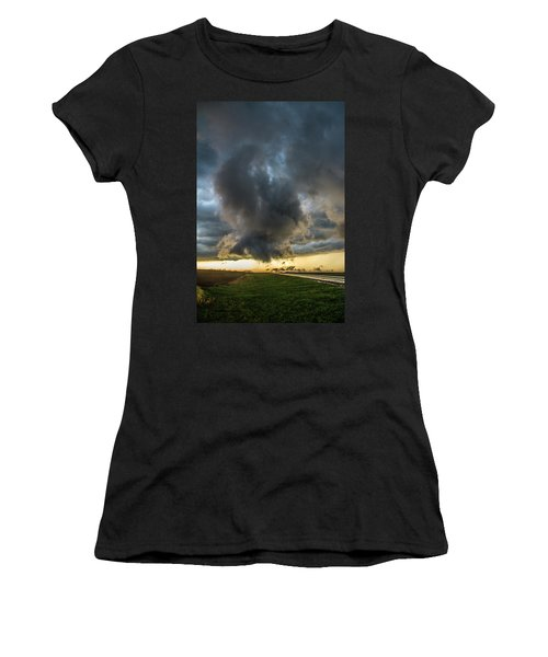 3rd Storm Chase Of 2018 050 Women's T-Shirt