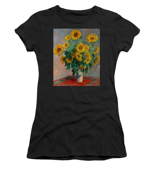 Bouquet Of Sunflowers Women's T-Shirt