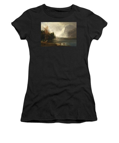 Estes Park, Colorado, Whyte's Lake Women's T-Shirt