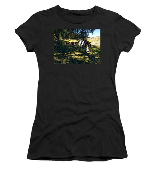 Fat Camp Women's T-Shirt (Athletic Fit)