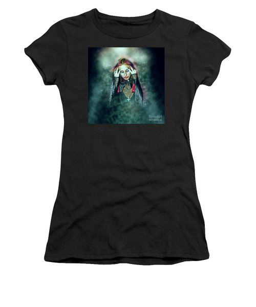 Gothic Female Model Women's T-Shirt