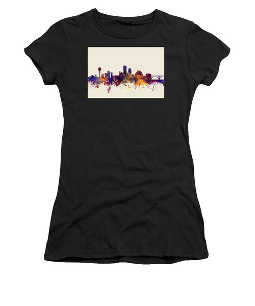 Knoxville Tennessee Skyline Women's T-Shirt