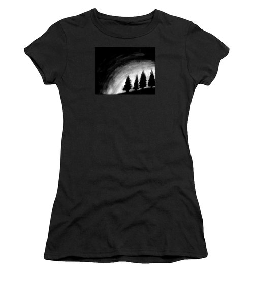 4 Pines Women's T-Shirt (Athletic Fit)