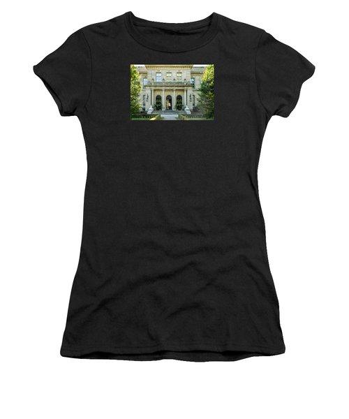 The Rosecliff Women's T-Shirt (Junior Cut) by Sabine Edrissi